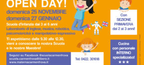 Open day materna